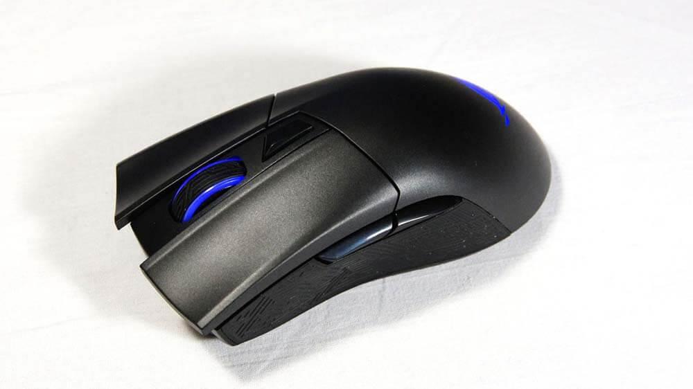 ASUS ROG Gladius II Wireless reviews